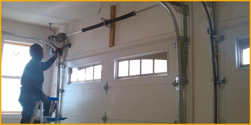 Kansas City Cable And Drum Replacement Bousman Door