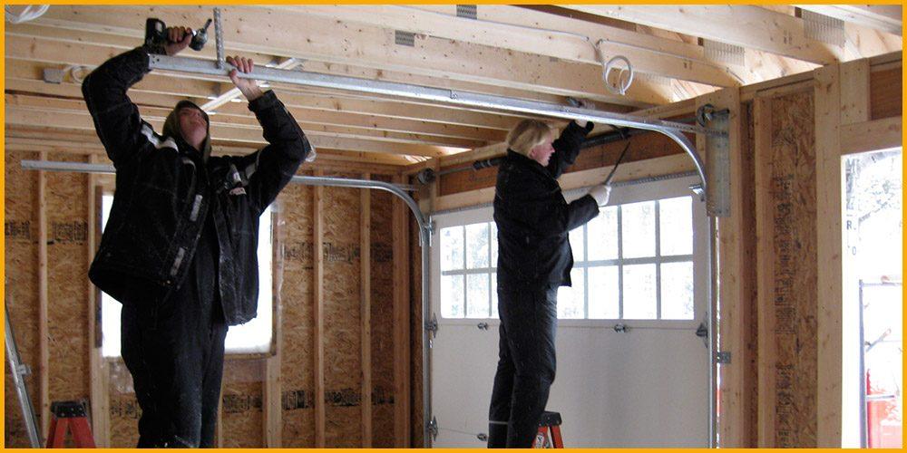 Kansas City Garage Door Installation Bousman Door