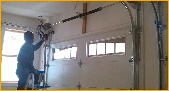 Garage Door Cable and Drum Replacement Kansas City