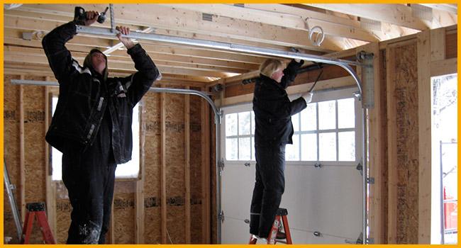Garage Door Installation Kansas City