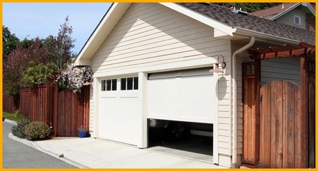 Garage Door Panel Repair Kansas City