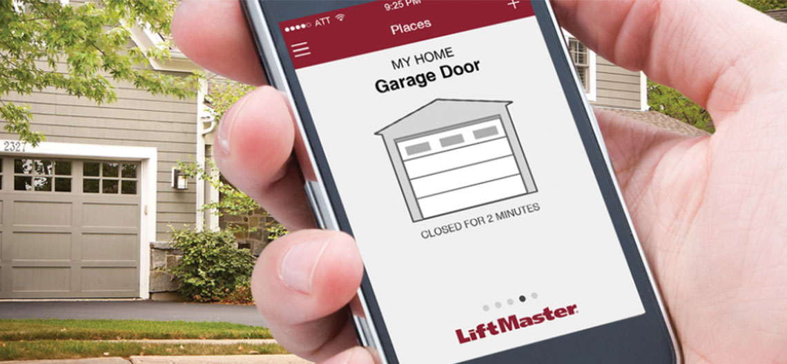 Liftmaster MYQ - Bousman Door Kansas City